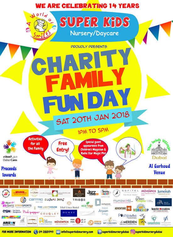 Charity Family Fun Day